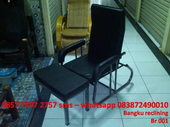 Kursi reflexi kursi recliner untuk bisnis pijat hub 083872490010